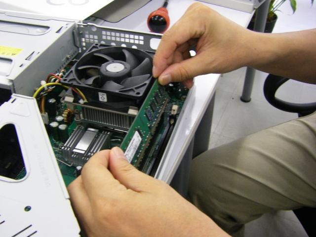パソコンのメモリーRAM