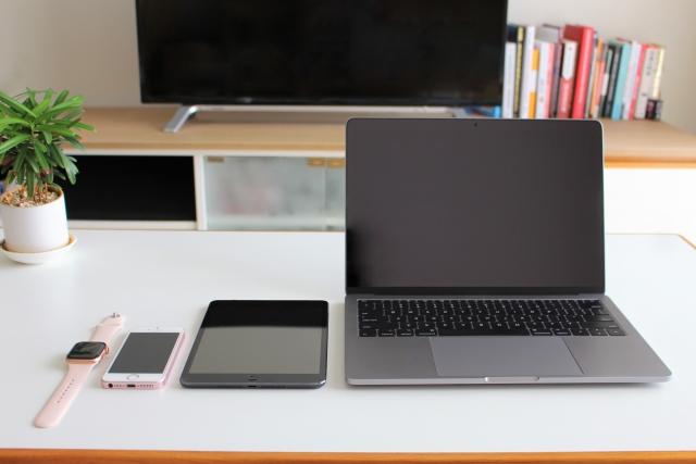 パソコン、スマホ、iPhone、iPadもすべてのデバイスに対応