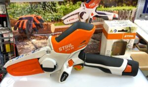 STIHLのGTA26、 STIHL初のハンディータイプのバッテリーガーデンカッターは超人気商品
